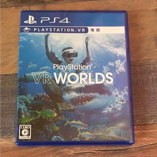 プレイステーションヴィーアール(PlayStation VR)のps4 VR WORLDS VR専用ソフト(家庭用ゲームソフト)