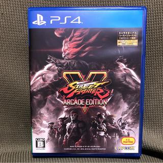 プレイステーション4(PlayStation4)のps4 ストリートファイター5 アーケードエディション(家庭用ゲームソフト)