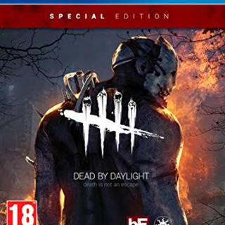 プレイステーション4(PlayStation4)の新品未開封 PS4 Dead by Daylight 北米 デッドバイデイライト(家庭用ゲームソフト)