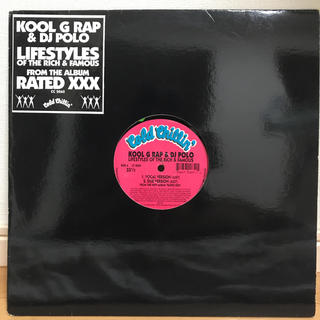 KOOL G RAP & DJ POLO★LIFESTYLES OF THE(その他)