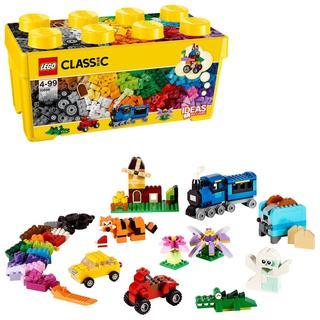 レゴ  クラシック 黄色のアイデアボックス プラス(積み木/ブロック)