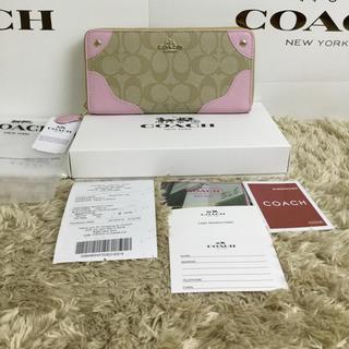 コーチ(COACH)の☆新品☆COACH  コーチ 長財布(財布)