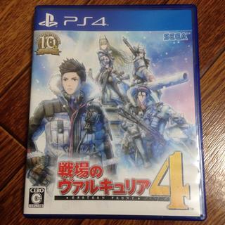 プレイステーション4(PlayStation4)の戦場のヴァルキュリア4(家庭用ゲームソフト)