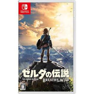 ニンテンドースイッチ(Nintendo Switch)のゼルダの伝説 ニンテンドーswitch 送料無料(家庭用ゲームソフト)