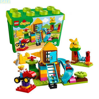 レゴ(LEGO) デュプロ みどりのコンテナスーパーデラッ(積み木/ブロック)