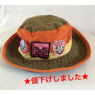 アンパサンド(ampersand)の★秋物★ 帽子 【52cm】AMPERSAND(アンパサンド)(帽子)