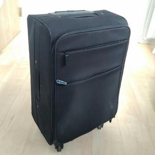 ムジルシリョウヒン(MUJI (無印良品))の無印良品 MUJI ソフトキャリーケース 中古(スーツケース/キャリーバッグ)