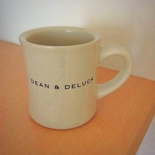 ディーンアンドデルーカ(DEAN & DELUCA)のDEAN&DELCA マグカップ カフェ 値下げ!(グラス/カップ)