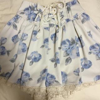 リズリサ(LIZ LISA)のLIZLISA スカパン(ひざ丈スカート)