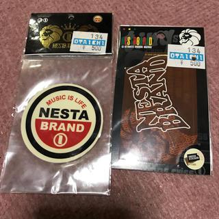 NESTA BRAND ステッカーセット