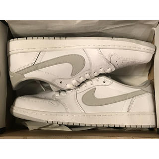 ナイキ(NIKE)のNIKE AIR JORDAN 1 RETRO LOW OG 28.0cm 新品(スニーカー)
