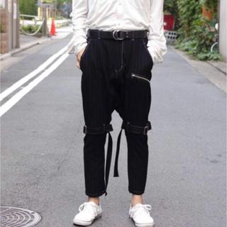ヨウジヤマモト(Yohji Yamamoto)のsulvam(サルエルパンツ)