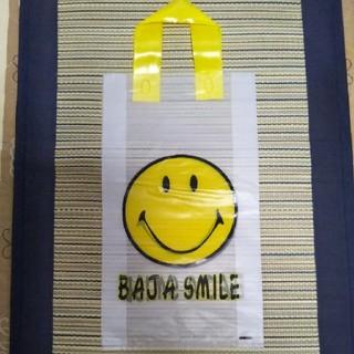 バハスマイル(BAJA SMILE)のBAJA SMILE手提げビニール袋(靴下/タイツ)