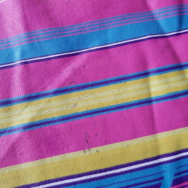 RODEO CROWNS WIDE BOWL(ロデオクラウンズワイドボウル)の新品✩RODEO CROWNS✩RCWB☆メンズカラフルボーダーフラッグTシャツ メンズのトップス(Tシャツ/カットソー(半袖/袖なし))の商品写真