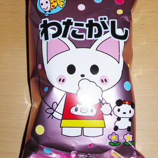 アンパンマン(アンパンマン)の綿菓子(菓子/デザート)
