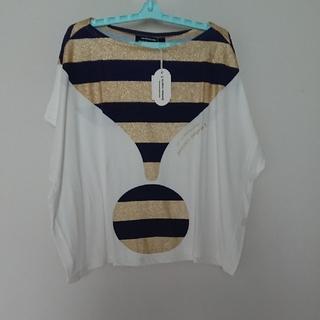 ジュヴゾンプリ!(jevous enprie!)のビックリボーダーT(Tシャツ(半袖/袖なし))