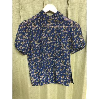 スライ(SLY)のSLYシースルートップス(Tシャツ(半袖/袖なし))
