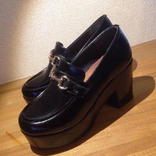 ティル(till)の厚底ローファー(ローファー/革靴)