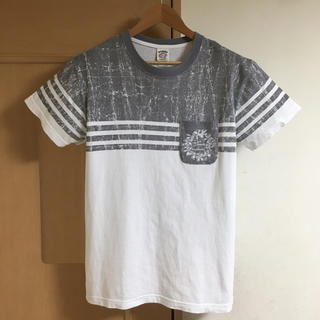ディックブリューワー(Dick Brewer)のディックブリューワー ハワイアンポケ付きTシャツ(半袖)(Tシャツ/カットソー(半袖/袖なし))