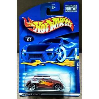 フォルクスワーゲン(Volkswagen)の値下げ 新品未開封 Hot Wheels フォルクスワーゲン ビートル BUG(ミニカー)
