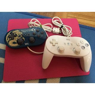 Wii - 任天堂 Wii クラシック コントローラー 2個セット