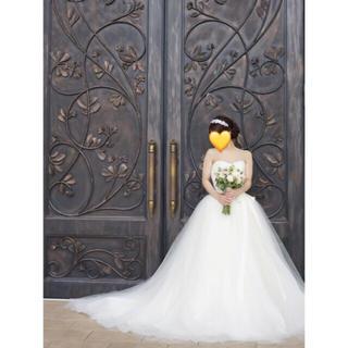 ヴェラウォン(Vera Wang)のVera Wang ヴェラウォン バレリーナ 1g029☆(ウェディングドレス)