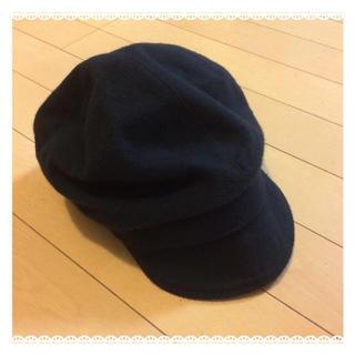 ムジルシリョウヒン(MUJI (無印良品))の無印良品 帽子☆(キャップ)