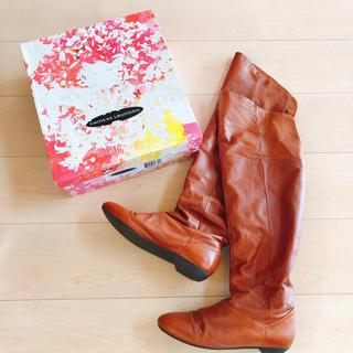 チャイニーズランドリー(CHINESE LAUNDRY)のチャイニーズランドリー ニーハイブーツ 24cm (ブーツ)