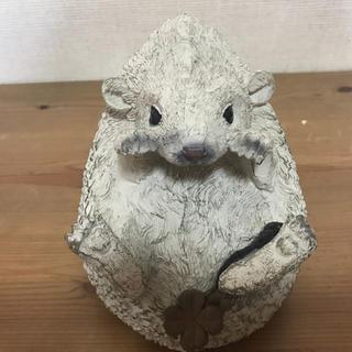 キャトルセゾン(quatre saisons)のかわいい♡ ハリネズミ♡    オブジェ(インテリア雑貨)