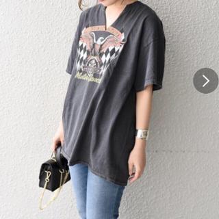 カージュ(Khaju)のGOOD ROCK SPEED:SLIT PRINT TEE(Tシャツ(半袖/袖なし))