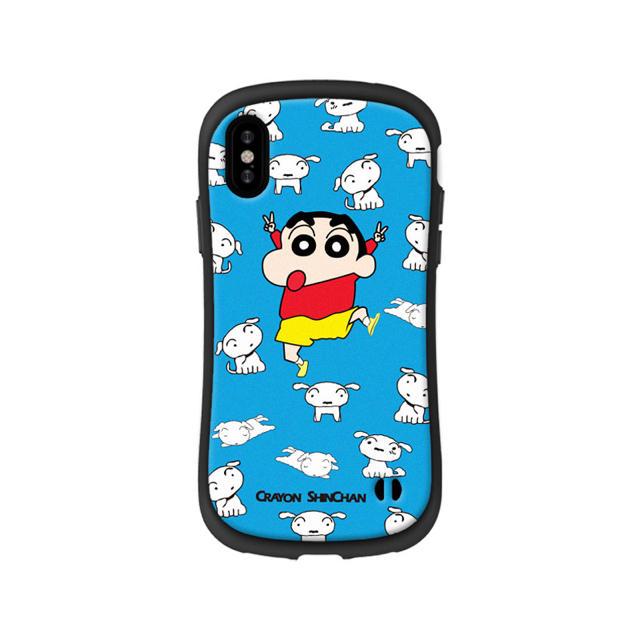 可愛いクレヨンしんちゃんiphoneケース送料無料の通販 By