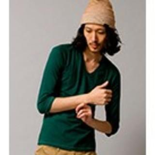 ビューティアンドユースユナイテッドアローズ(BEAUTY&YOUTH UNITED ARROWS)のbeauty&youthユナイテッドアローズ(Tシャツ/カットソー(七分/長袖))