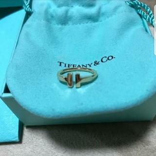 ティファニー(Tiffany & Co.)の☆ティファニー リング  Tワイヤーリング  Tリング (リング(指輪))