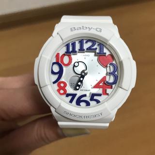 ベビージー(Baby-G)のBaby-G  17'CASIO 腕時計(腕時計)