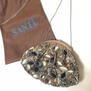 サンティ(SANTI)のSANTI サンティ パーティーバッグ(クラッチバッグ)