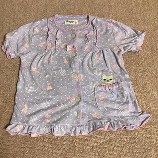 シマムラ(しまむら)の女児パジャマ  110センチ(パジャマ)