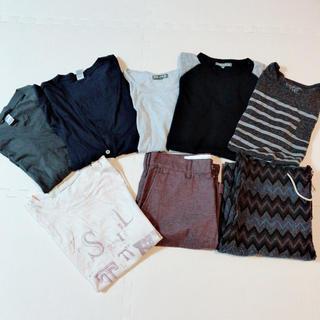 ジグソー(ZIGSAW)のメンズブランド服 まとめ売り8点(その他)