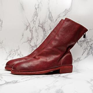 グイディ(GUIDI)のGUIDI 988 1006T HORSE FULL GRAIN BOOTS (ブーツ)