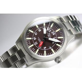 バウブルバー(BaubleBar)のBALL WATCH エンジニアマスター2 アビエーター GMT自動巻き(腕時計(アナログ))