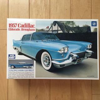 キャデラック(Cadillac)のいいね不要 送料込 未組立GSIクレオスキャデラックエルドラド(外箱難)1957(模型/プラモデル)