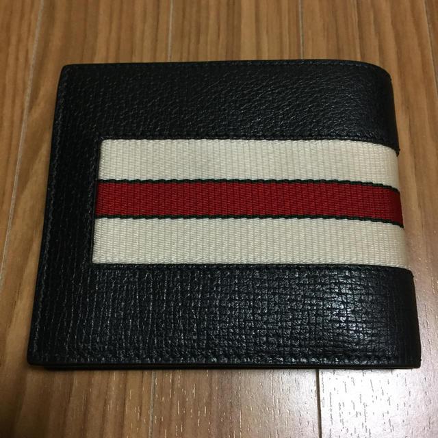 promo code 6ec68 0e15b GUCCI グッチ 財布 ウォレット 二つ折り財布 今期 新作 レザー ロゴ