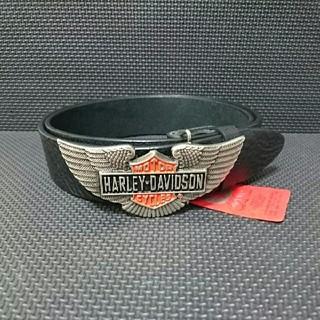 ハーレーダビッドソン(Harley Davidson)のハーレーダビットソンバックルベルト(ベルト)