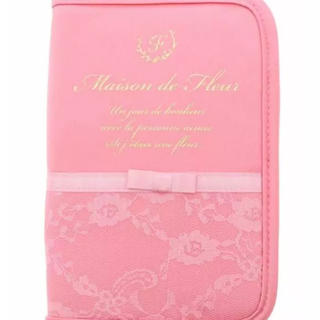 メゾンドフルール(Maison de FLEUR)のメゾンドフルール  パスポートケース(母子手帳ケース)