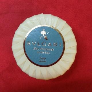 ブルガリ(BVLGARI)のブルガリ 石鹸 未使用品(ボディソープ / 石鹸)