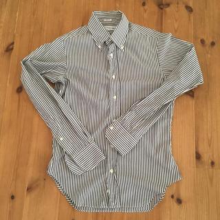 インディヴィジュアライズドシャツ(INDIVIDUALIZED SHIRTS)のインディビジュアライズドシャツ ストライプシャツ スリムフィット(シャツ)