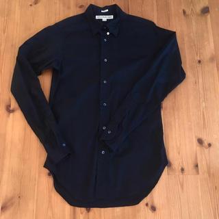 インディヴィジュアライズドシャツ(INDIVIDUALIZED SHIRTS)のインディビジュアライズドシャツ ブラック スリムフィット(シャツ)