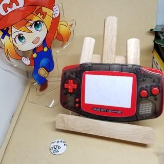 ゲームボーイアドバンス(ゲームボーイアドバンス)のカスタム バックライトカラー ゲームボーイアドバンス(携帯用ゲーム機本体)