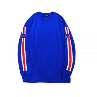 ディアスポラ(DIAZPORA)のDiaspora Skateboards Stripe LS Tee(Tシャツ/カットソー(七分/長袖))