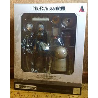 スクウェアエニックス(SQUARE ENIX)のNieR:Automata BRING ARTS <2B&機械生命体>(ゲームキャラクター)