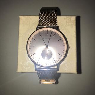 Knot ピンクゴールド 時計